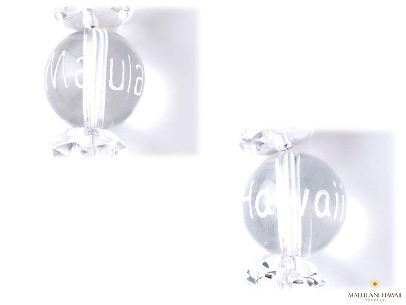 ロゴ入り水晶
