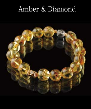 Amber & Diamond